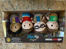 New the Big Bang Theory Collector Set 'itty bittys' by Hallmark No Reserve