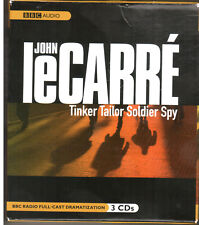 LE CARRE, JOHN-Tinker Tailor Soldier Spy (3CD)  SHIPS FREE