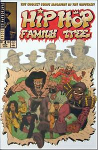 HIP HOP FAMILY TREE #4 FANTAGRAPHICS  Ed Piskor grand design X-MEN COVER A