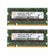4GB 2x 2GB Module Sony Vaio PCG / VGN DDR2 Laptop/Notebook RAM SODIMM Memory UK