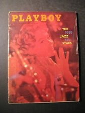 PLAYBOY MAGAZINE February 1959 Jazz All Stars