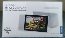 """New Lenovo Smart Display 8"""" with the Google Assistant, SD-8501F - Free Shipping"""