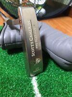 "Titleist Scotty Cameron Pro Platinum LAGUNA 2.5 35"" Golf Putter Head Cover"