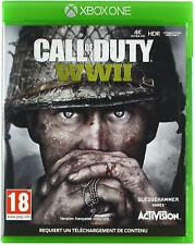 Call of Duty World War II 2 (Xbox One) - MINT - Super FAST & QUICK Delivery FREE