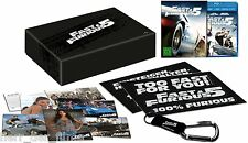 FAST & FURIOUS 5 (FIVE), Limited Collector's Edition (Blu-ray + DVD) NEU+OVP