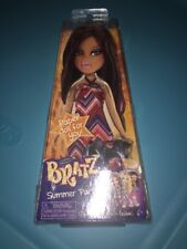 Bratz Clothes Summer Party  With Paper Doll Dress Shoes Outfit MGA  New