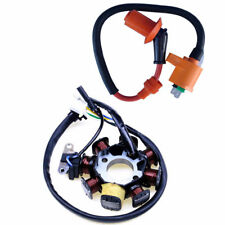 125cc Magneto Stator Ignition Coil CDI for Motorcycle Dirt Pit Bike Motorbike