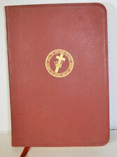 1925 Antique Book Mary Baker Eddy Poems Christ and Christmas Great Gift