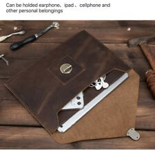 Real Leather Sleeve Pouch Case For ipad Pro 10.5 10.2 Air3 10.5 FMFS1
