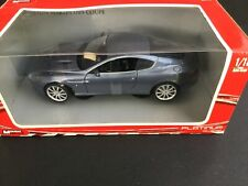 Mondo Motors  Aston Martin DB9 Coupe - Metallic Blue/Grey NEW SEALED 1:18 scale