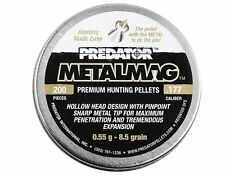 JSB PREDATOR METALMAG .177 4.50 mm Airgun Pellets 200 pcs (HUNTING PELLETS)