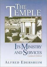 The Temple: Its Ministry and Services, Edersheim, Alfred, Good Book
