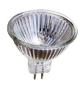 MR16/MR11 X 10,20,30.40pcs Halogen Spotlight Lamp 12v GU4 (with front cover)
