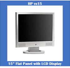 "HP vs15, HSTND-2L04, 15"" LCD Monitor; Ships Free!"