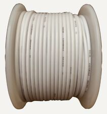 16 Gauge Automotive Wire Stranded WHITE 100 FT