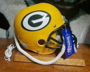 Nardi Helmet Phone NFL Greenbay Packers Brand New With Tags 30 Years old!