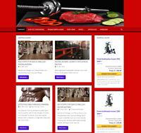 Geld verdienen Webprojekt, Blog, Nischenseite zum Thema Fitness und Muskelaufbau