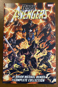 Dark Avengers (Bendis) - The Complete Collection - TPB - Marvel Comics- New OOP