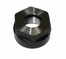 RDGTOOLS ER20 CASTELLATED BALL BEARING COLLET NOSE FOR COLLET CHUCK