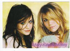Mary-Kate et Ashley OLSEN carte postale n° ATHQ 132