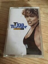 Tina Turner Simply The Best Cassette Tape