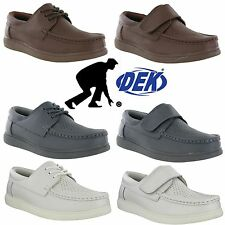 Leather Lawn Bowls Bowling Shoes Lightweight Comfort Mens Trainers CLEARANCE