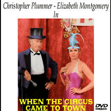 When The Circus Came To Town Dvd 1981 Elizabeth Montgomery, Christopher Plummer