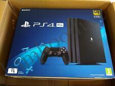 PS4 Pro Playstation 4 PRO + VR Headset psvr Starter V2 + Caméra + Jeu-Neuf 4K