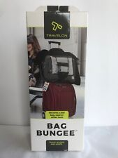 Travelon - Bag Bungee - Secures a 2nd bag, coat or other item.