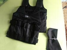 SUTENG 50kg Max Loading Weighted Vest Boxing Training Thickening Exercise Waist