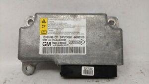 2008-2010 Chevrolet Malibu Chassis Control Module Ccm Bcm Body Control 78988