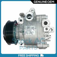 2012 Chevy Sonic 1.4L Turbo A//C AC Compressor w//Clutch 96962249 95935303