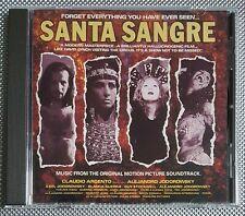 Simon Boswell - Santa Sangre CD President Records