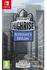 Juego Nintendo Switch Project Highrise: Architect's Edition Nuevo New España