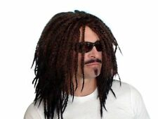 Rasta Bob Marley Wig Rastafarian Dreadlocks Fancy Dress Deluxe Costume Dress Up