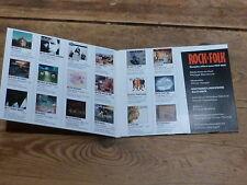 ROCK & FOLK - MONSTER CD 46 !!!RARE CD !!!!!FRANCE!!!!!!