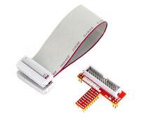 Raspberry Pi compatible GPIO Breadboard Adapter (FAST Aus Shipping)