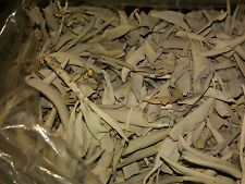CALIFORNIA  WHITE SAGE LOOSE LEAFS 1 OZ PACKAGE