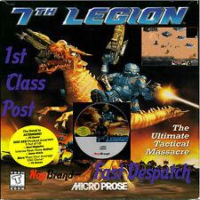7th Legion - Command & Conquer style game - all PC XP 7  Vista