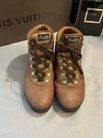 VASQUE SKYWALK LEATHER WATERPROOF GORE-TEX Hiking Boots ITALIAN Sz 8.5