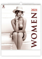 Women Erotik Kalender 2021 Wandkalender Wall Calendar N275 45x52 cm