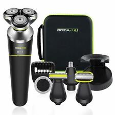 Roziapro Electric Razor for Men - 5 in 1 Rotary Shavers for Men -Mens Electric R