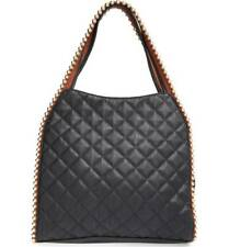 BIG BUDDHA J Grayson, BLACK Womens Purse Gold Trim NEW NWT QUILTED J Georgie