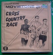 """Super 8mm Home Movie Film in Sound and Colour """"Cross Country Race"""""""