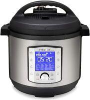 Instant Pot Duo Evo Plus 8 Quart Multi-Use Pressure Cooker, Brand New