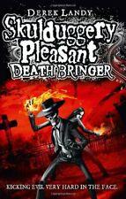 Skulduggery Pleasant: Death Bringer By Derek Landy. 9780007326020