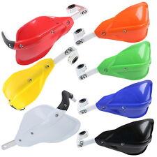 "Colorful Brush Bar Hand Guards Handguard For 7/8"" Universal handlebar Motorcycle"