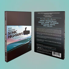 Foo Fighters - Sonic Highways [New Blu-ray] Explicit