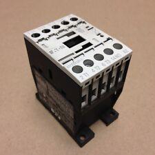 Eaton XTCE015B10 3 Pole Contactor, 15 Amp