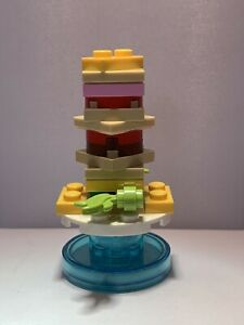 LEGO Dimensions Scooby Snack From Set 71206 (Scooby-Doo) - Model & Tag Only Used